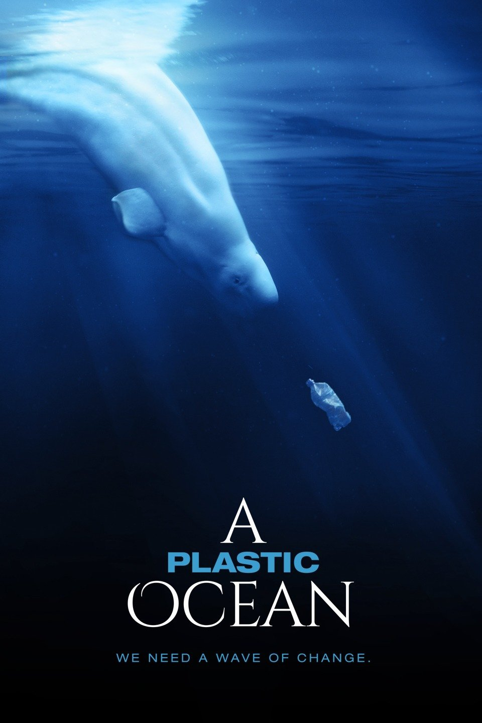 October Ocean Night – A Plastic Ocean