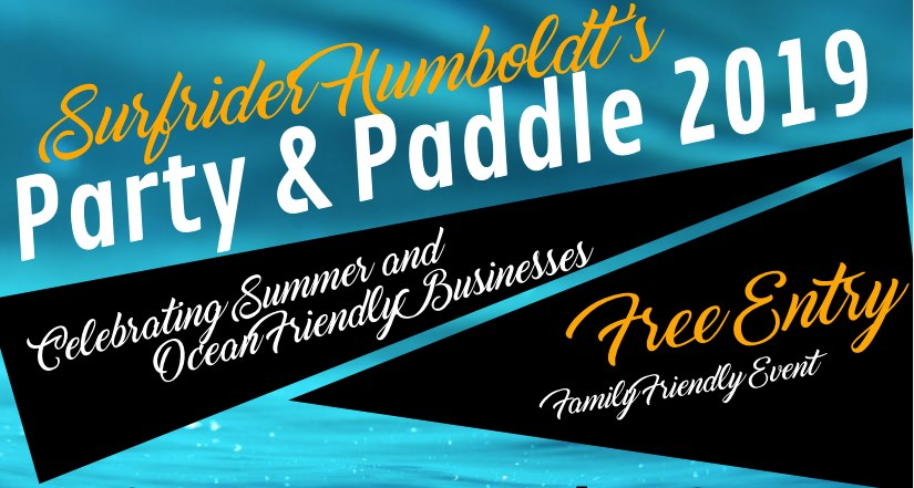 Summer Party & Paddle